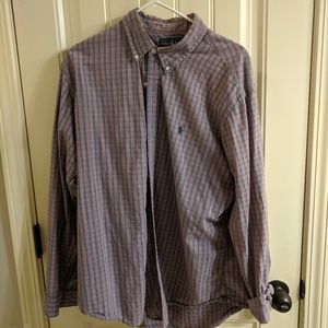 XL Polo casual shirt